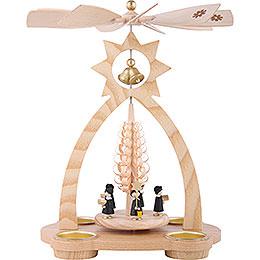 1 - stöckige Glockenpyramide Kurrende  -  29cm