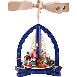 1 -  tier Pyramid Christmasfun  -  11 inch  -  27cm