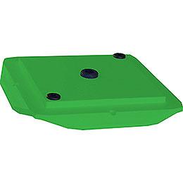 Abdeckplatte 29 - 00 - A13  -  grün