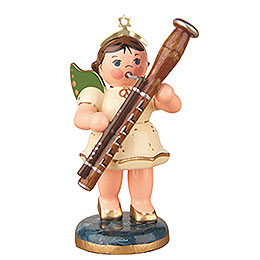 Angel with Bassoon 6,5cm / 2,5inch