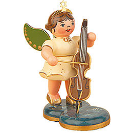 Angel with Cello6,5cm / 2,5inch