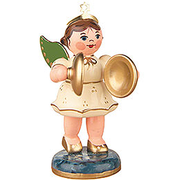 Angel with Cymbals   -  6,5cm / 2,5 inch