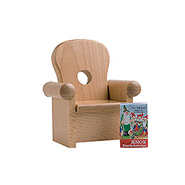 Armchair  -  16cm / 6 inches