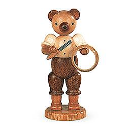 Bär Drechsler  -  10cm