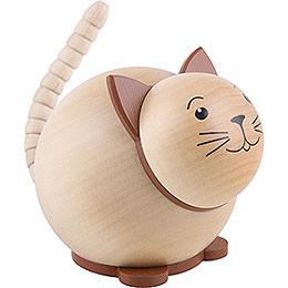 Ball figure cat  -  6cm / 2.3inch