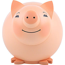 Ball figure pig  -  9cm / 3.5inch