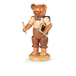 Bear School Boy  -  10cm / 4 inch