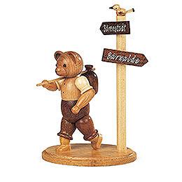 Bear Wanderer  -  13cm / 5 inch