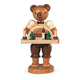 Bear toy maker  -  10cm / 4 inch
