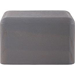 Block Small Grey  -  4cm / 1.6 inch