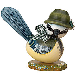 Blue titmouse boy  -  16cm / 6inch