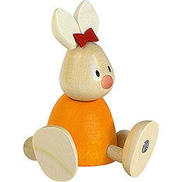 Bunny Emma sitting   -  9cm / 3.5inch