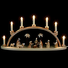 Candle Arch  -  Nativity  -  60cm / 24 inch