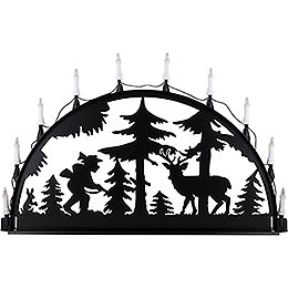 Candle arch for outside Hunter  -  100 - 300cm / 40 - 120inch
