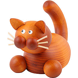 Cat Charlie in ambush  -  5,5cm / 2inch