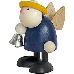 Engel Hans mit Glocke  -  7cm