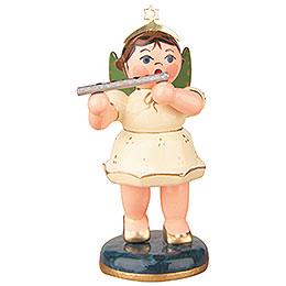 Engel mit Querflöte  -  6,5cm
