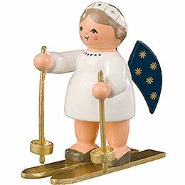 Engel mit Ski  -  5cm