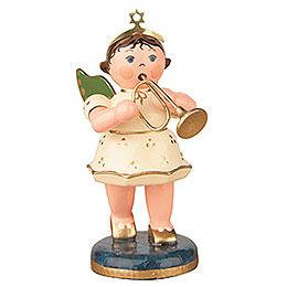Engel mit Trompete  -  6,5cm