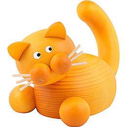 Katze Emmi auf der Lauer  -  5,5cm