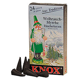 Knox Incense Cones  -  Incense