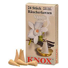 Knox Incense cones  -  �Vanilla