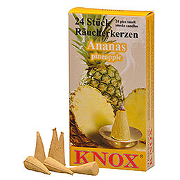 Knox Incense cones  -  Pineapple