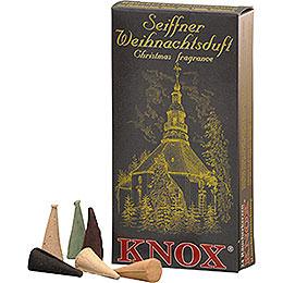 Knox Räucherkerzen  -  Seiffener Weihnachtsmischung