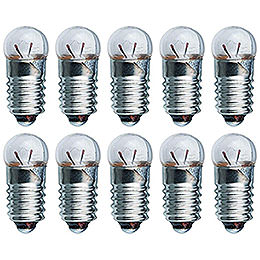 Light Bulb  -  E5.5 Socket  -  3.5V/0.2A