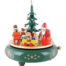 Music Box Christmas dreams  -  7 inch  -  17cm