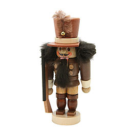 Nussknacker Mini Soldat natur  -  10,5cm