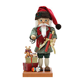 Nussknacker  -  Santa at Work Limitiert  -  46,5cm