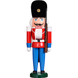 Nutcracker Dane red  -  39cm / 15 inch