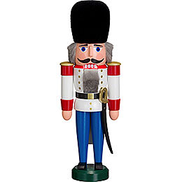 Nutcracker Dane white  -  30cm / 12 inch