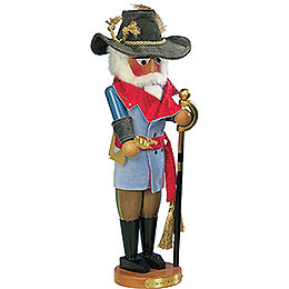 Nutcracker General Lee  -  40cm / 16 inch