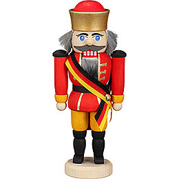 Nutcracker German guy  -  13cm / 5.1inch