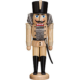 Nutcracker Hussar natural colors  -  37cm / 15 inch