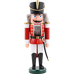 Nutcracker Hussar red  -  37cm / 15 inch