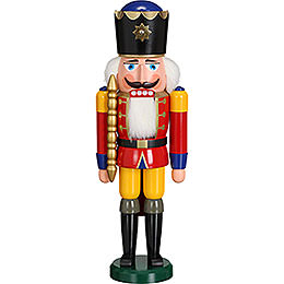 Nutcracker King red  -  38cm / 15 inch
