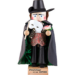 Nutcracker Phantom of the Opera  -  40cm / 16 inch
