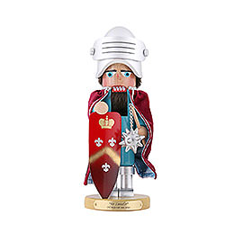 Nutcracker Sir Lancelot  -  Limited edition  -  33cm / 13 inch