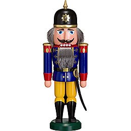 Nutcracker Soldier blue  -  36cm / 14 inch
