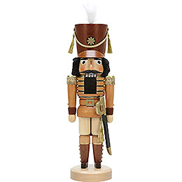 Nutcracker guard soldier natural  -  41cm / 16.1inch