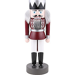Nutcracker  -  king red  -  25cm / 9.8inch