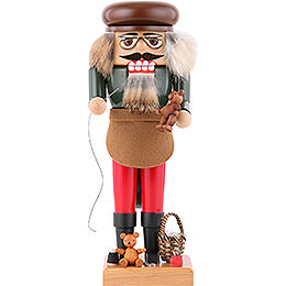 Nutcracker teddy bear maker  -  25cm / 9.8inch