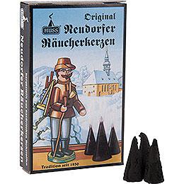 Original Neudörfer Räucherkerzen Weihnachtsduft  -  24 Stück