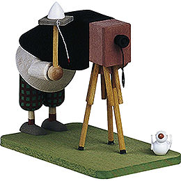 Photographer  -  7cm / 2.8 inch