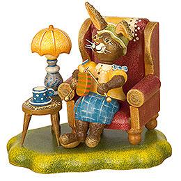 Rabbit grandma  -  10cm / 4inch