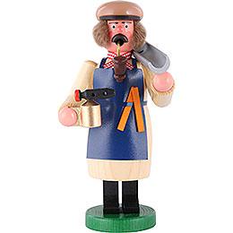 R�ucherm�nnchen Klempner  -  18cm