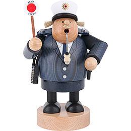 Räuchermännchen Polizist  -  20cm